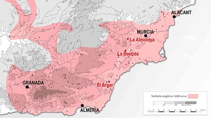"""""""Es un exceso decir que toda la población peninsular procede genéticamente de Murcia"""" 1"""