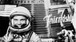 John Glenn, primer norteamericano en órbita 3