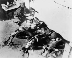 14 Febrero 1929. San Valentín, día de amor y muerte 2
