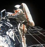 """Savitskaya, la primera """"paseante espacial"""" 5"""