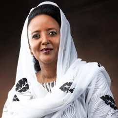 Office Chair Kenya Covers For Oversized Recliners Woman Crush: Amina Mohammed - Adèle Dejak
