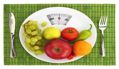Dieta de 1.200 calorías