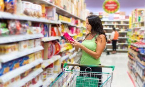 Cómo hacer la compra si estas a dieta