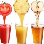 El azúcar en los zumos