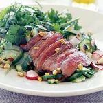 Carne con Ensalada, perfecto para adelgazar