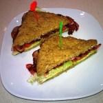 Sandwich BLT para adelgazar