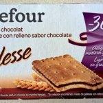 Galletas Stylesse de Carrefour