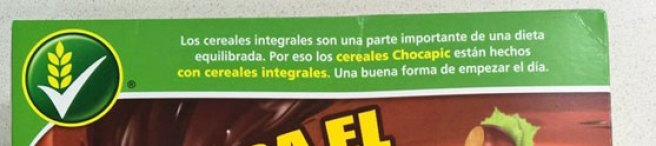 Cereales Nestlé Chocapic