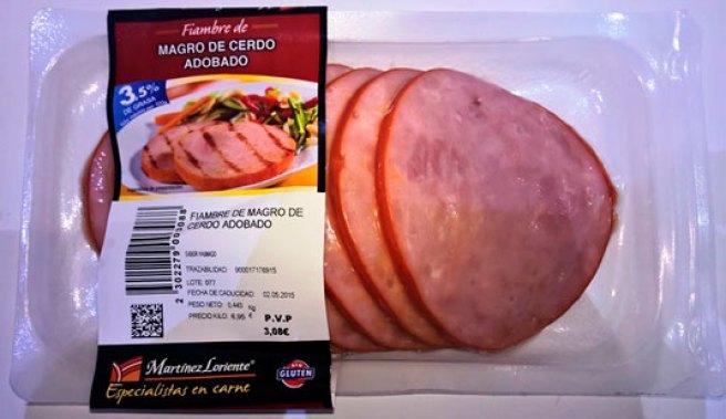 Magro de Cerdo Mercadona