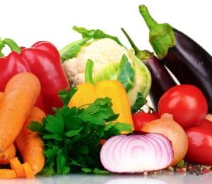 Verduras para adelgazar