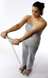 Analizador de masa corporal para adelgazar