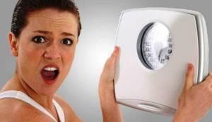 Estancamiento en la pérdida de peso al adelgazar