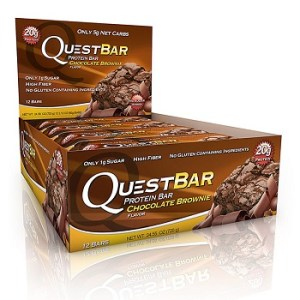 Barritas Quest Bar para adelgazar
