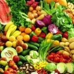 No todas las frutas y verduras son apropiadas para adelgazar