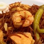 Receta de fideos tostados bajos en carbohidratos