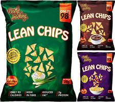 Toda la Gama Lean Chips