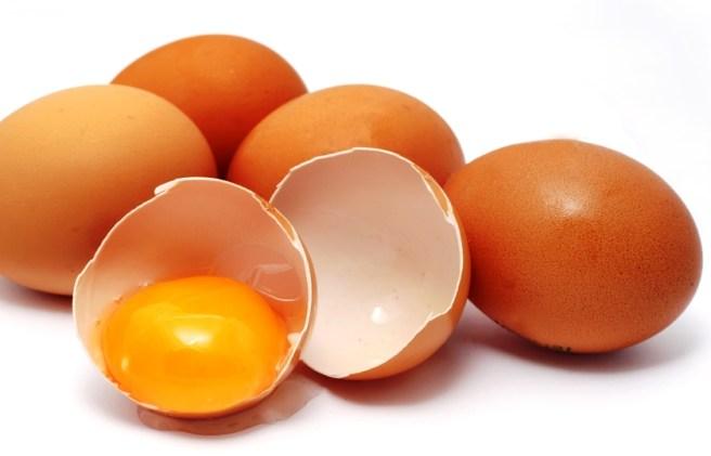 Los huevos son un alimento saludable