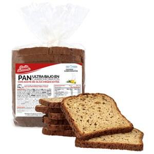 Pan ultra bajo en carbohidratos CSC Foods