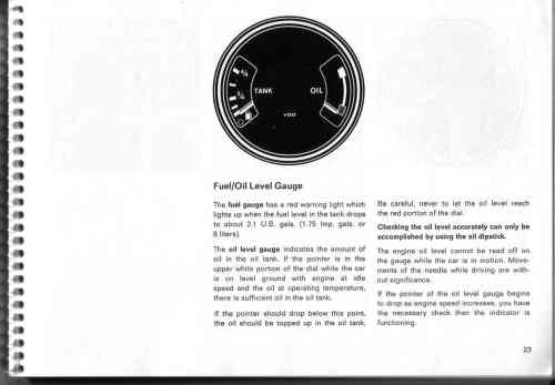 small resolution of 1978 porsche 911sc owner s manual original