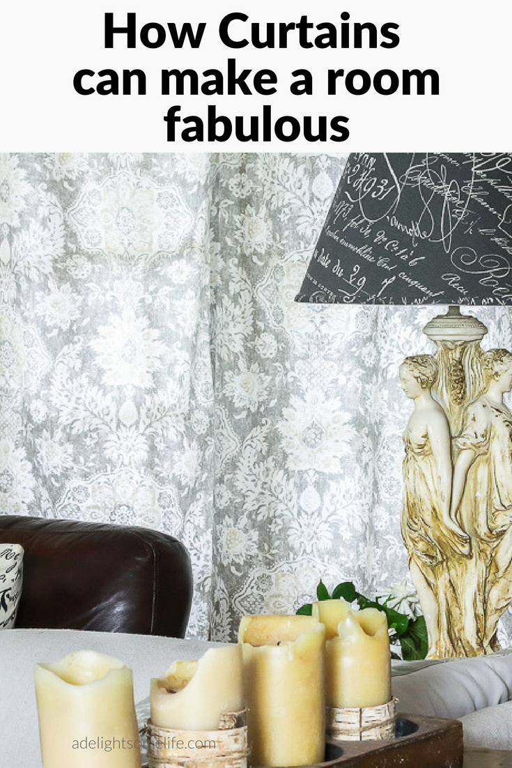 how to make living room curtains modern rustic decorating ideas your fabulous with diy