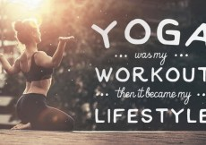 yoga was my myworkout then it became lifestyle