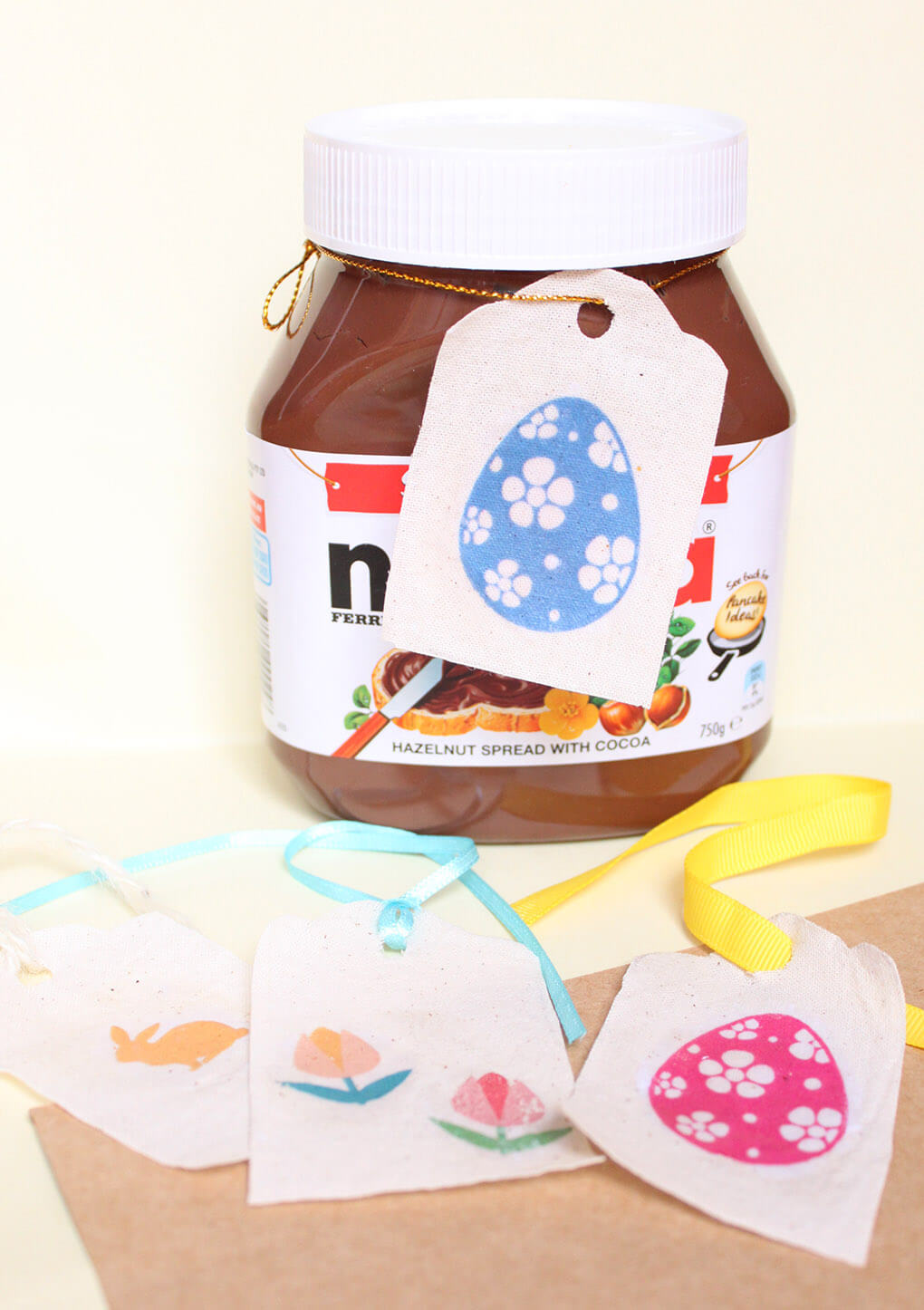 Diy easter gift tags adelle diy easter gift tags negle Images