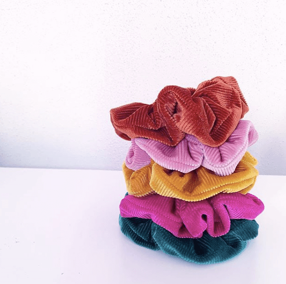 Scrunchies by Top Knot Girl