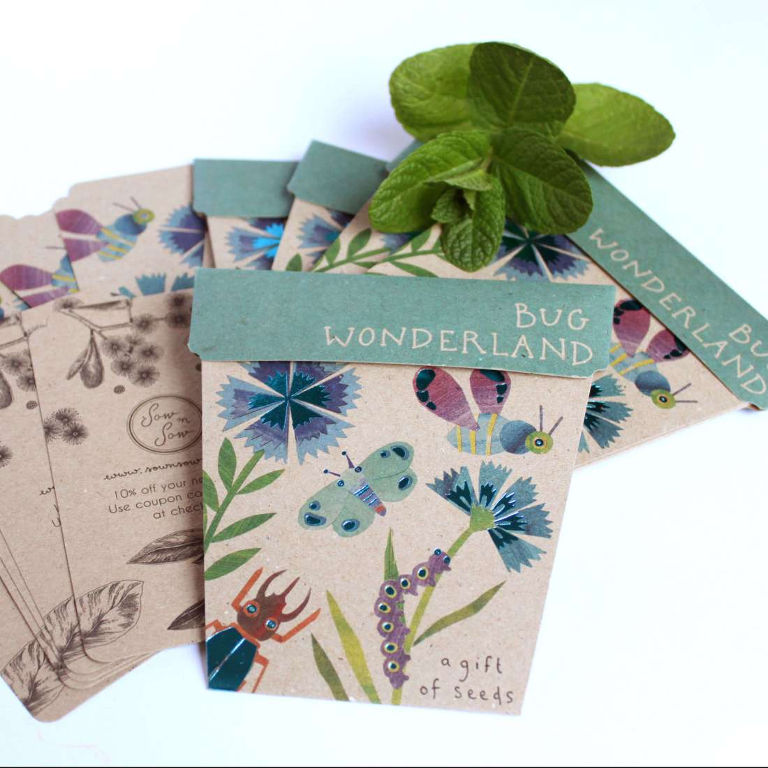 Gift Seed Packets by Sow 'n Sow