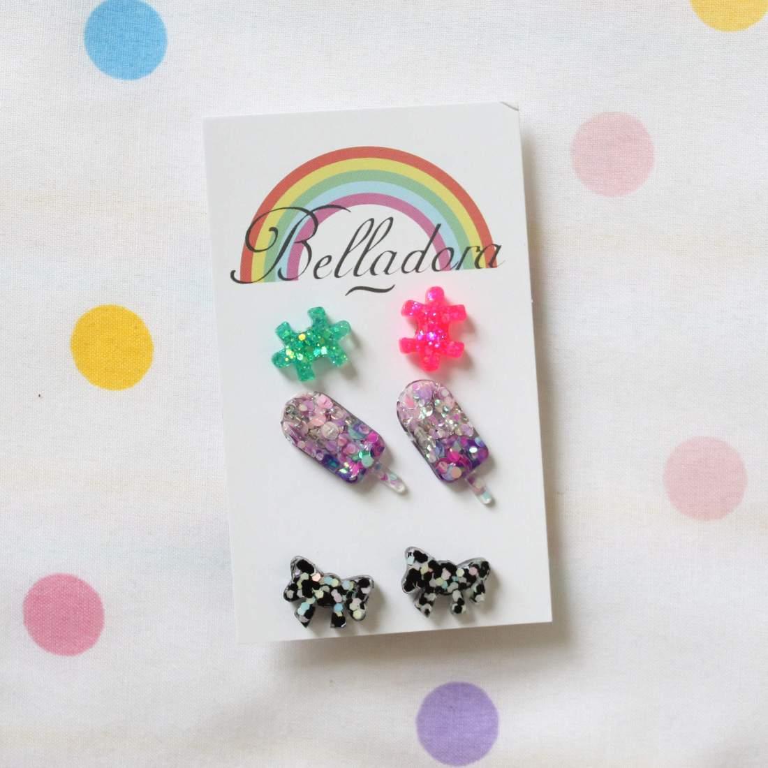 Earring set by Belladora