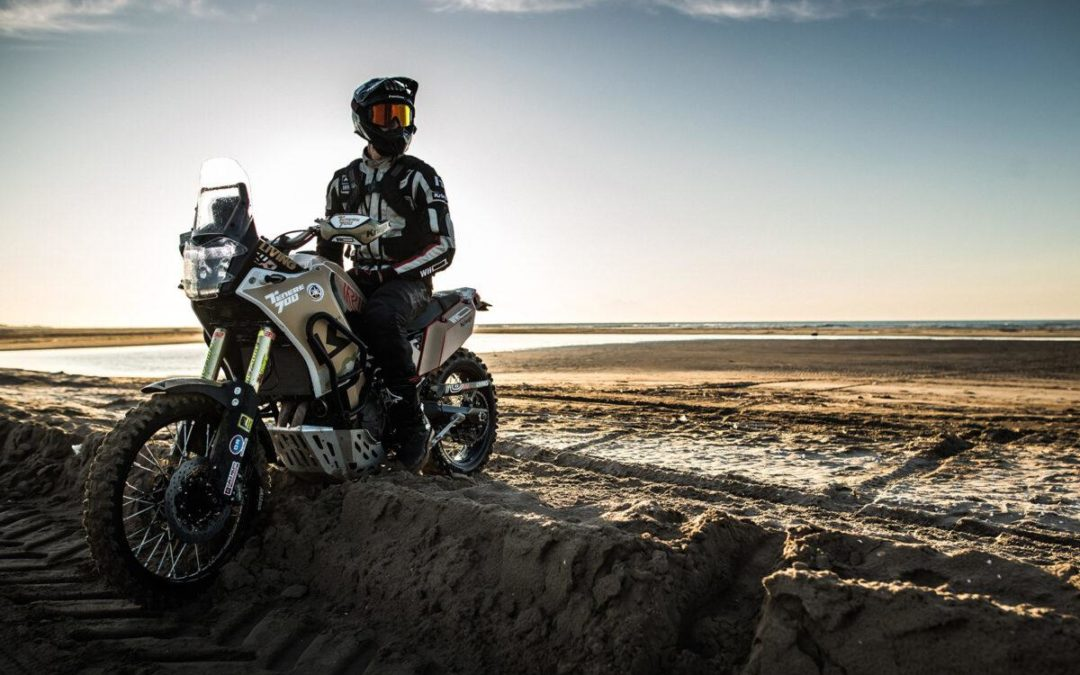 The Seeker Movie: Pol Tarres busca los límites de la nueva Yamaha T7