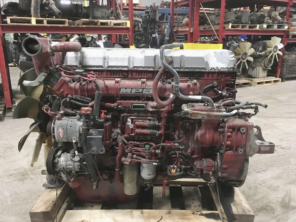 hight resolution of mack engines