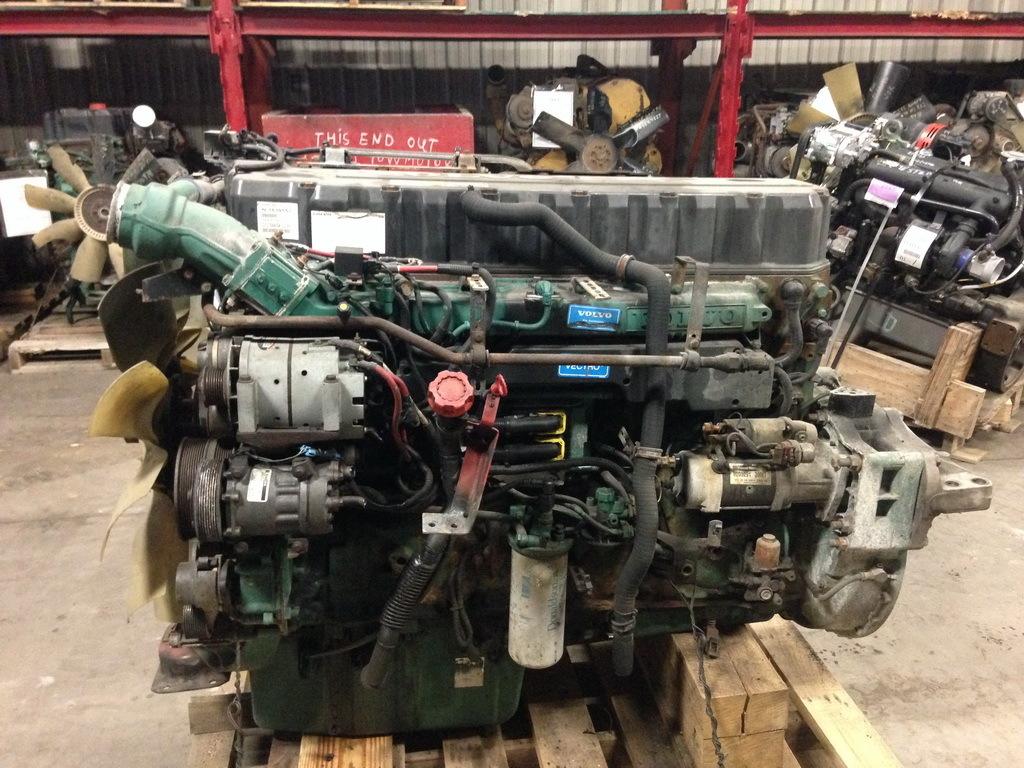 hight resolution of volvo engines