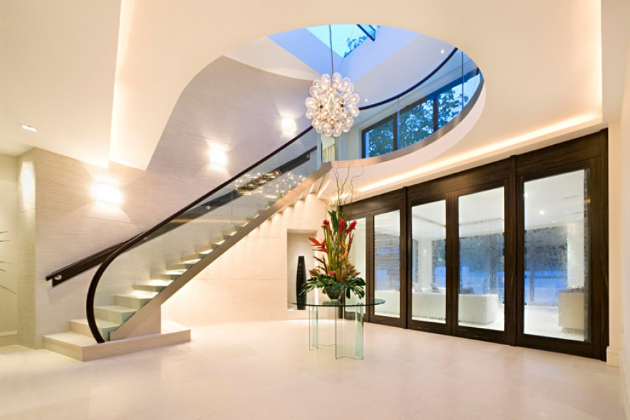 The Luxury Mansion In London By Harrison Varma  Adelto Adelto