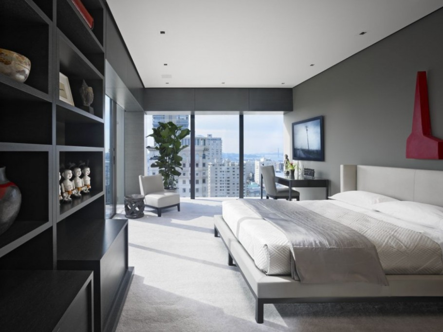 Luxury San Francisco Apartment Interior By Zackde Vito