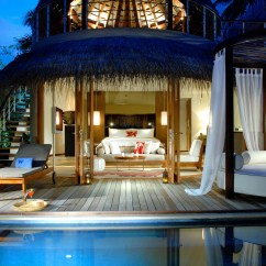 Las Vegas Hotels With Kitchen Cabinets Utah The Exclusive W Retreat And Spa, Maldives « Adelto