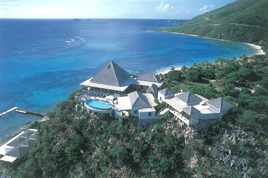 Luxury Katitche Point Guesthouse British Virgin Islands