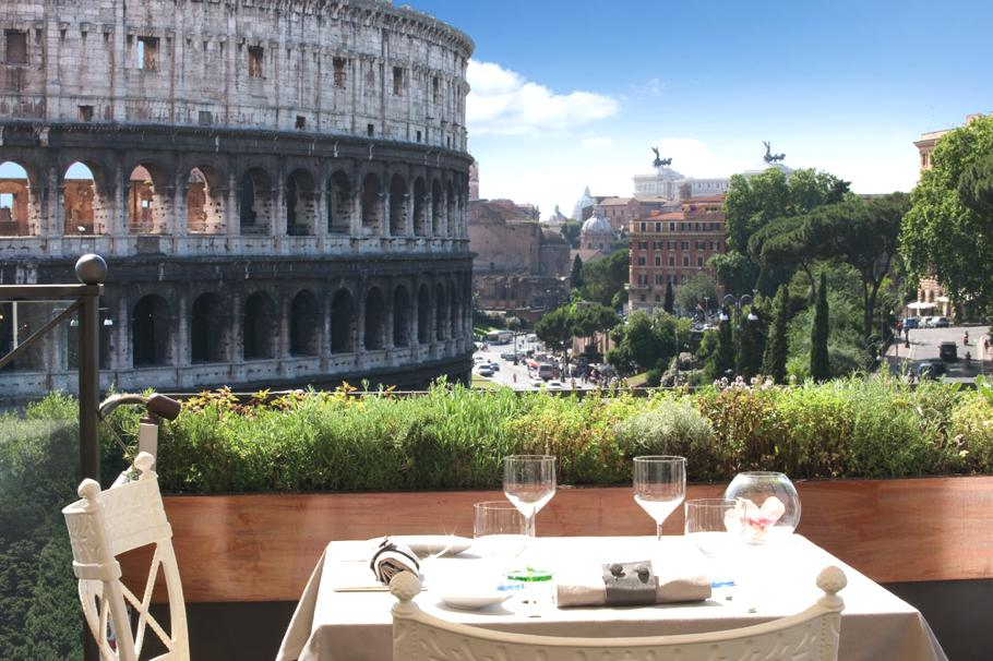 The Luxury Aparthotel Palazzo Manfredi Rome Italy