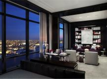 Picture-Perfect Luxurious Modern Penthouse in the Trump ...