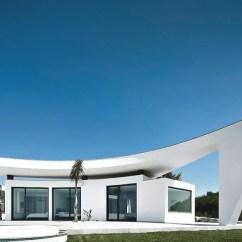 White Kitchen Island Remodel Calculator Contemporary Colunata House, Portugal « Adelto