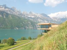 Contemporary Wohnhaus Am Walensee, Switzerland « Adelto Adelto