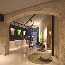 Interior Design Of Contemporary Caro Hotel Spain