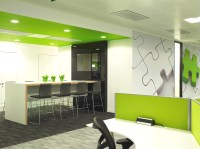 Contemporary Office Design, QlikTech, England  Adelto Adelto