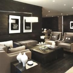 Living Room Interior Design Ideas Uk Curtain For Kelly Hoppen Yoo - Barkli Virgin House, Moscow ...
