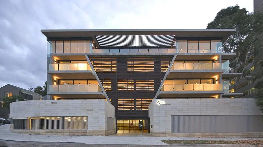 Luxury Yves Boutique Apartment Building Australia  Adelto Adelto