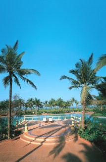 Luxury Taj Exotica Goa Resort India Adelto