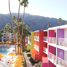 Palm Springs California Resorts