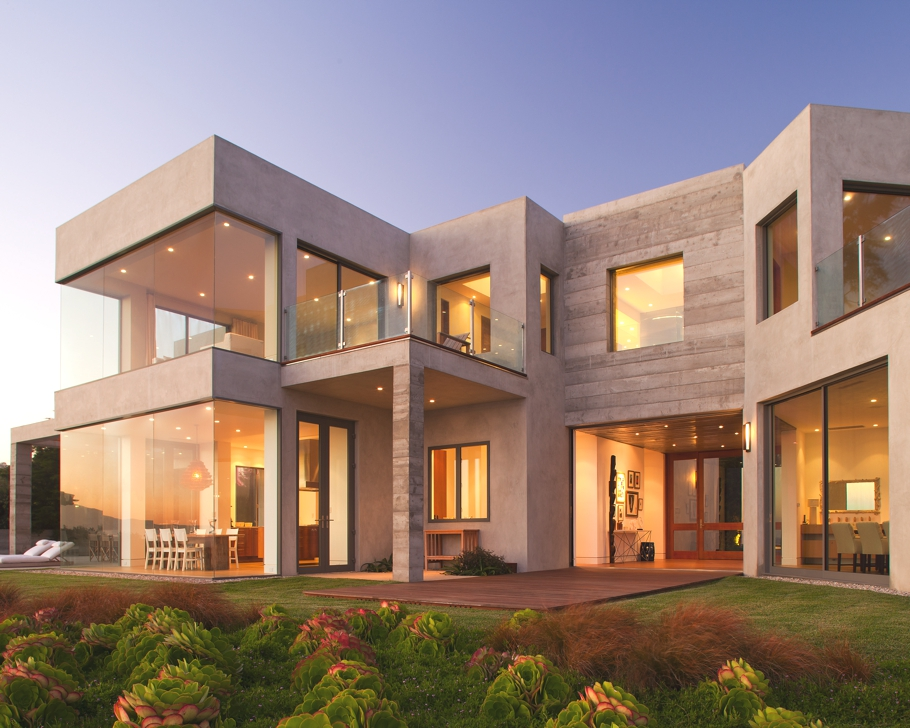 Contemporary Seaside Estate Malibu US  Adelto Adelto