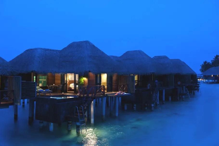 Luxury Vilu Reef Beach  Spa Resort Maldives  Adelto Adelto