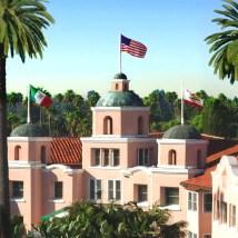 Hotel Beverly Hills Hotel' Marilyn Monroe