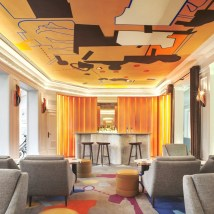 Stunning Renovation Of Hotel Vernet Paris France